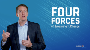 The CIO Playbook - The Four Forces of Government Change